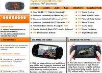 PSP Download World